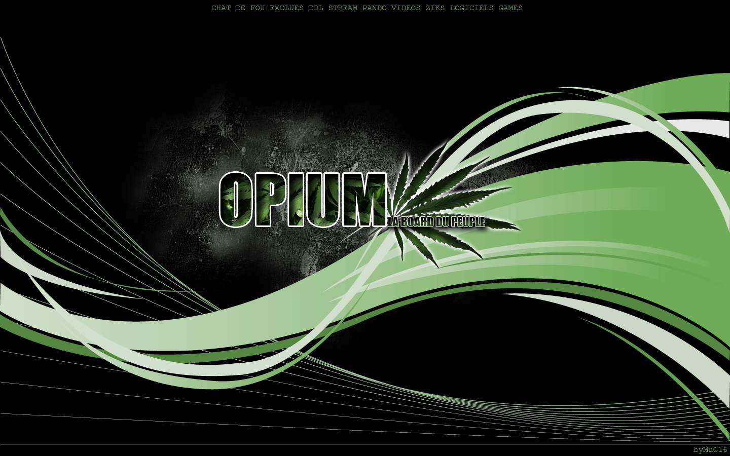 opium wallpaper vector
