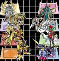 Digimon 01 Mega by amy-takenochi