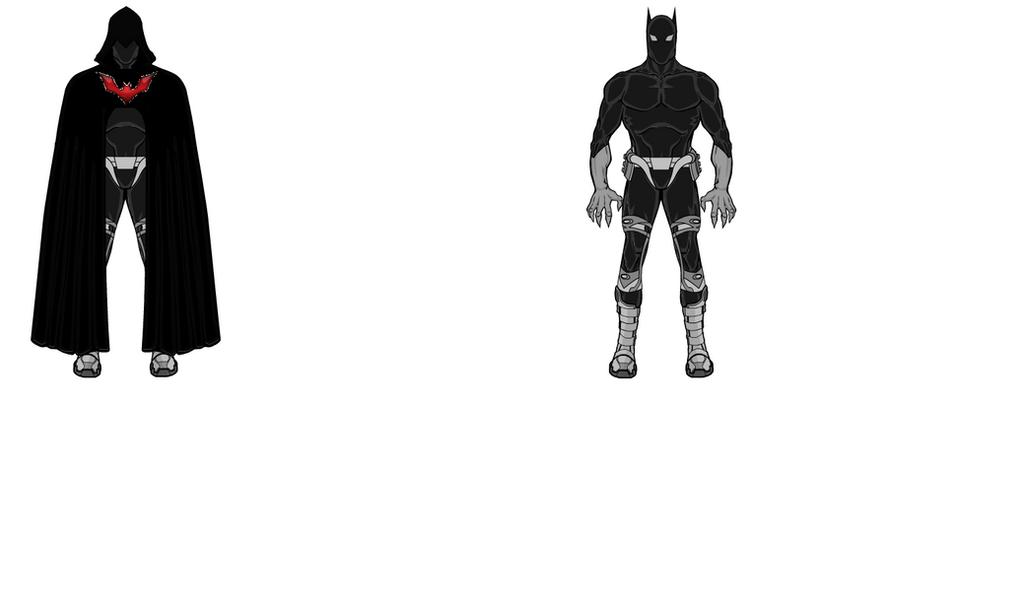 Supreme DC: Batman. by Danielle-van-Blood