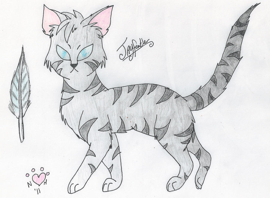 Jayfeather by NiehHuskey