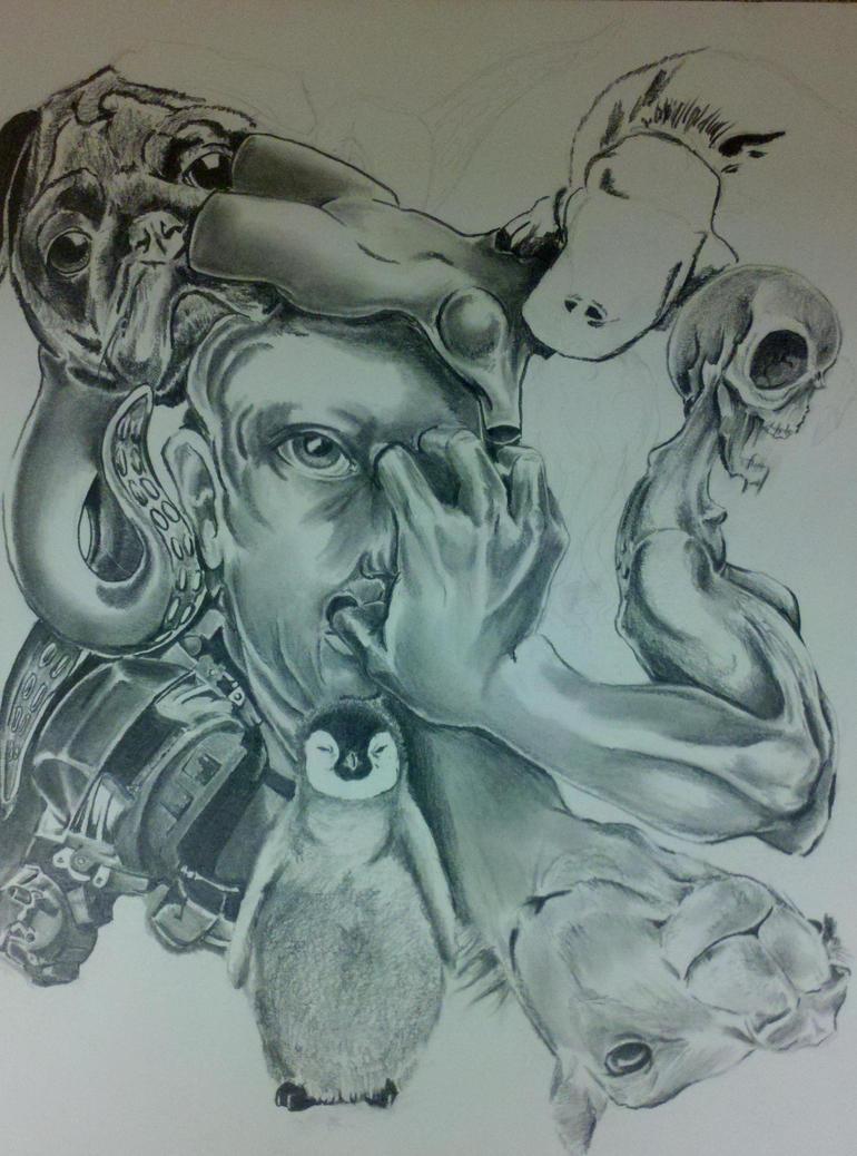 Doodle2 by dreadead
