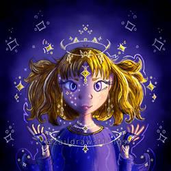 Golden Sorceress