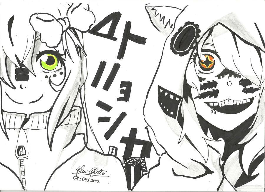 Matryoshka Arashii  Kirisame by GottaHanatoryun-sama