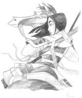 Mulan by landesfes