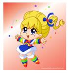Chibi Rainbow Brite