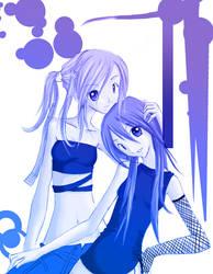 blueeeee by marrim