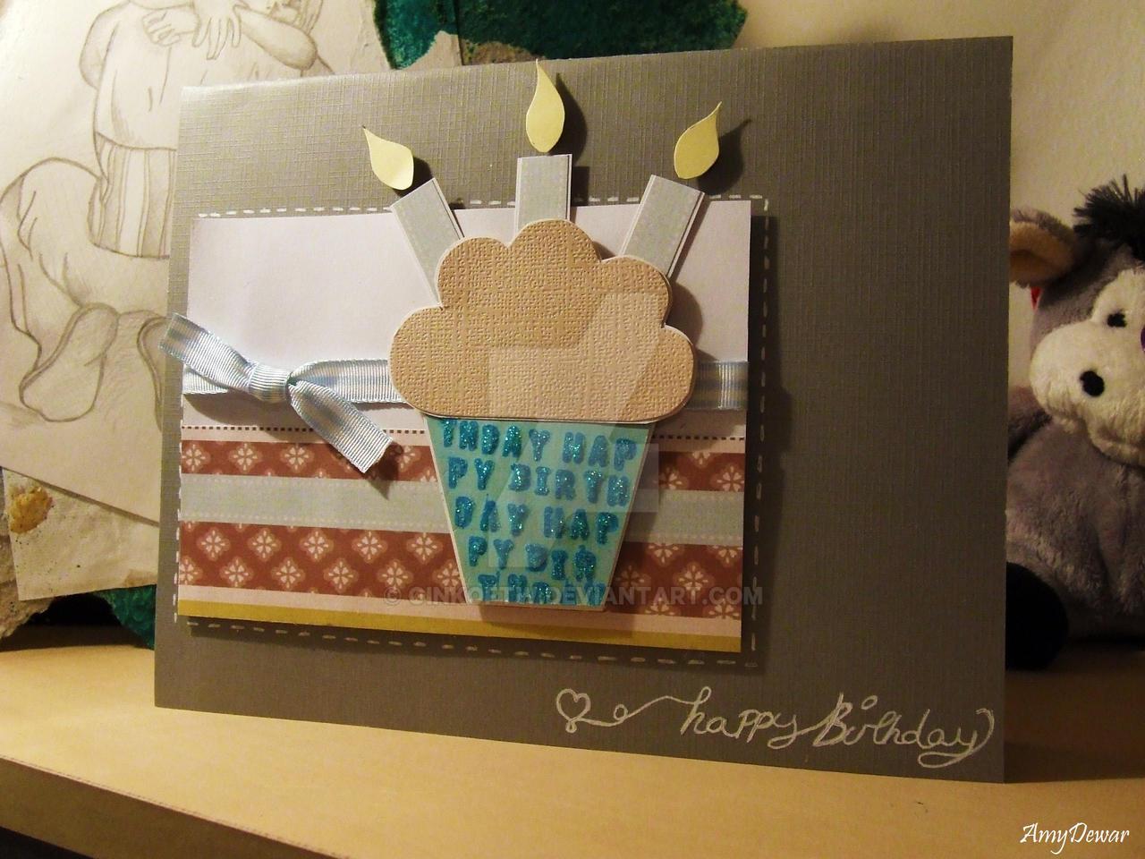 Cupcake by Ginkoftw