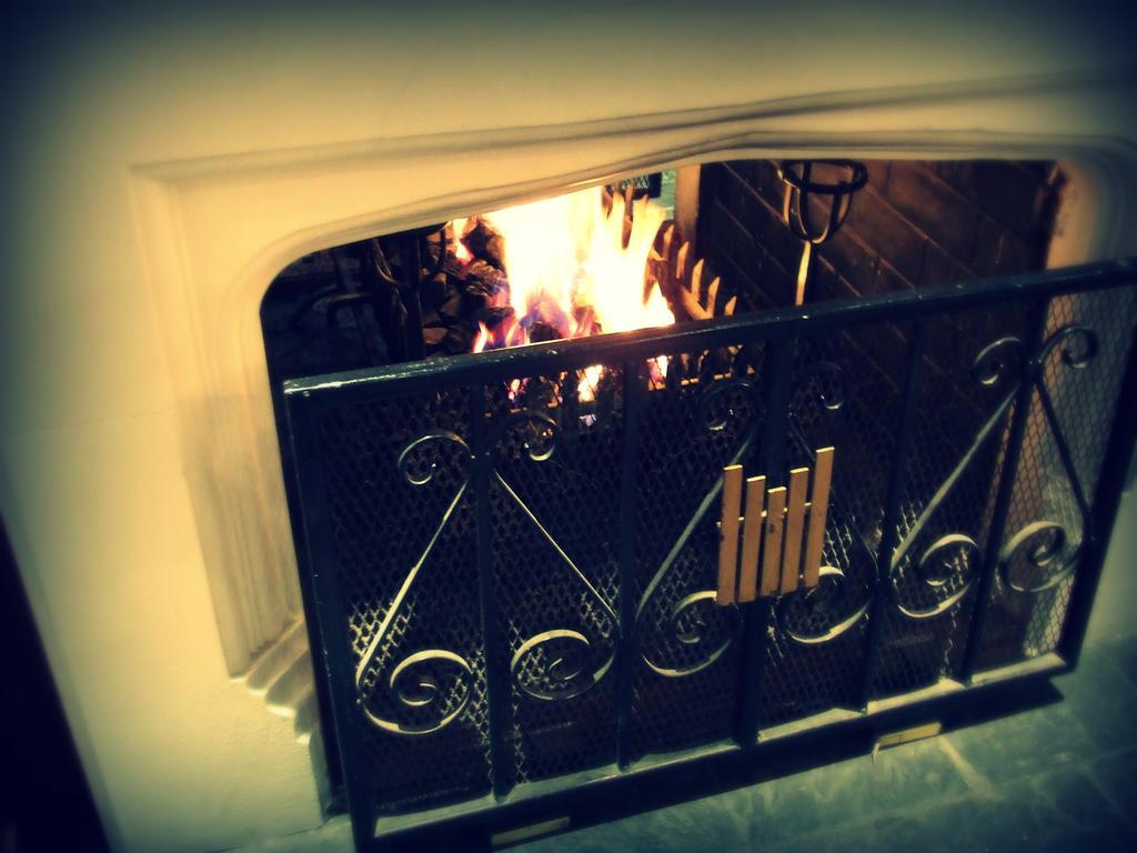 Fireplace by Ginkoftw
