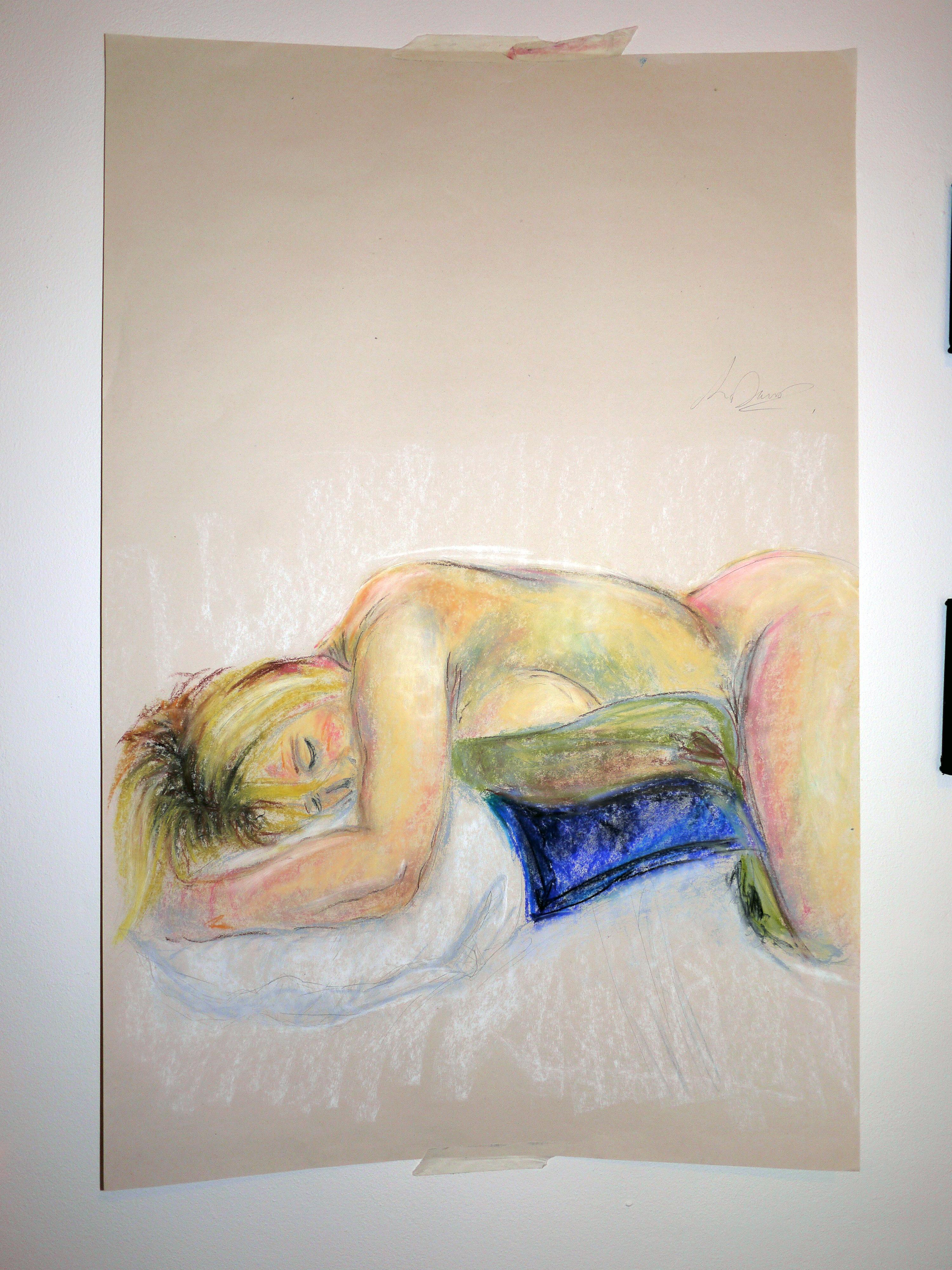Sleeping beauty by Ginkoftw