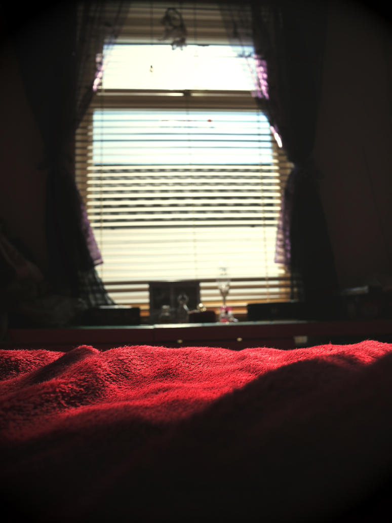 Sunshine on my pillow by Ginkoftw