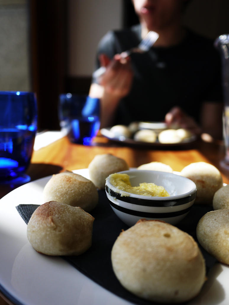 Garlic butter dough balls by Ginkoftw