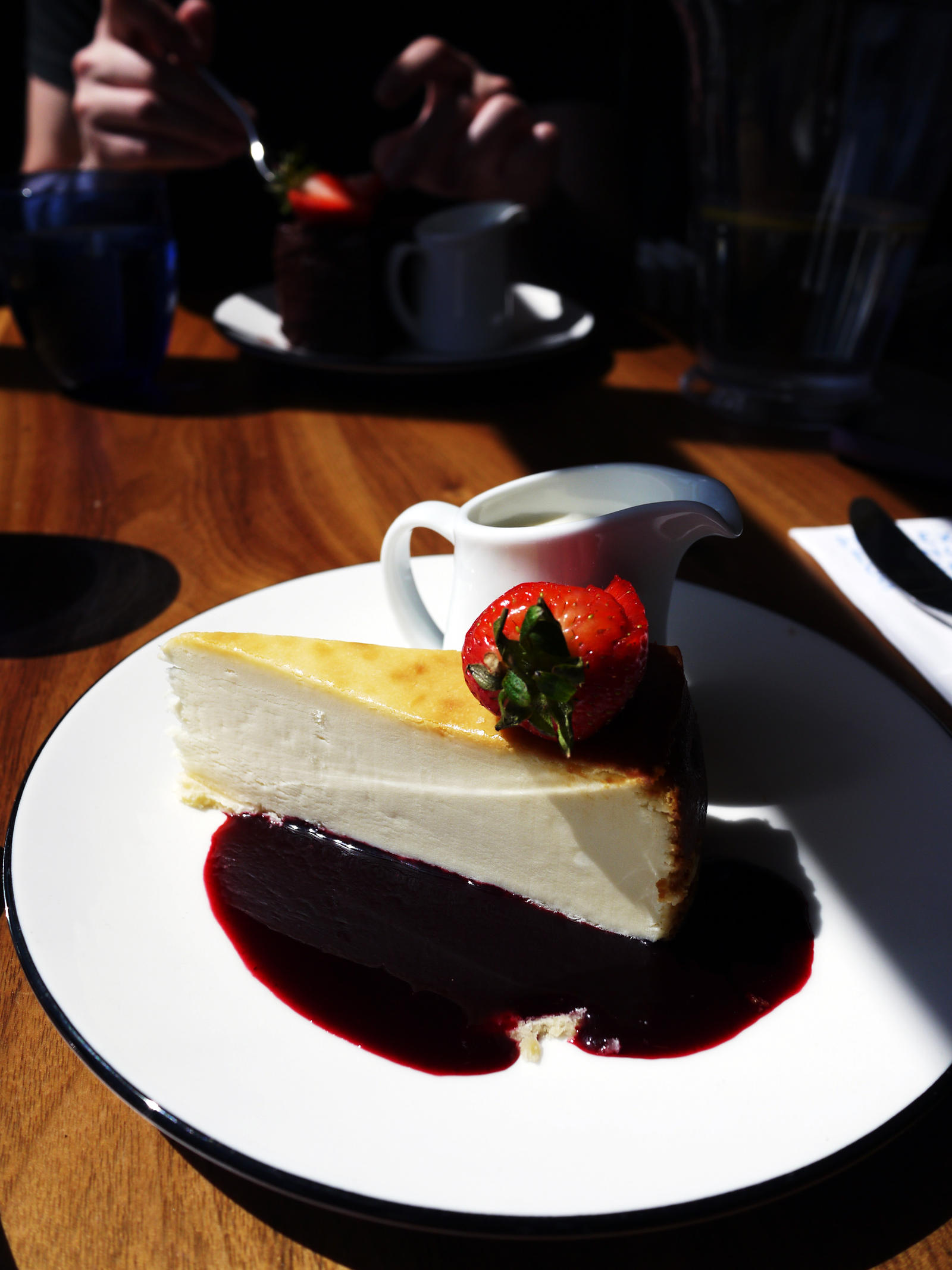 Cheescake to die for by Ginkoftw
