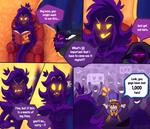 Forgotten Prince Comic: 1,000 fans