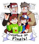 Good luck finals!