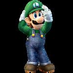 Luigi - Super Smash Bros. Brawl