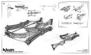 Wooden Crossbow Design