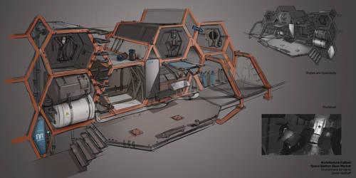 Space Station Slum