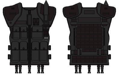 Combat vest V1.2 by Seth45