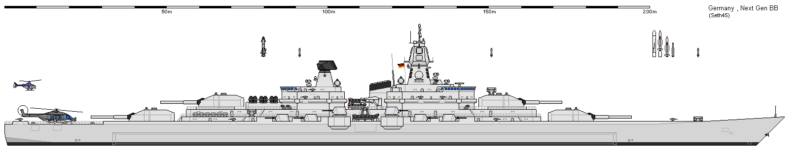 Pick holes in popular ship designs Part Deux Page 114Modern Battleship Design
