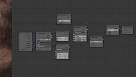 Fur shader explanation (Blender + Cycles)