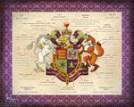 Hitchman - Lambert Coat of Arms Explained