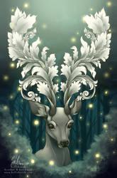 Antlers of Filigree