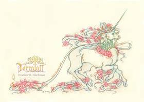 Junicorn 2017 #6 The Coronation by HeatherHitchman