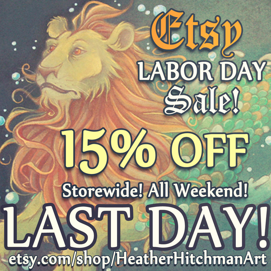 Laborday Sale2 by HeatherHitchman