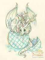Smaugust 2017 #3 Happy Birthday by HeatherHitchman