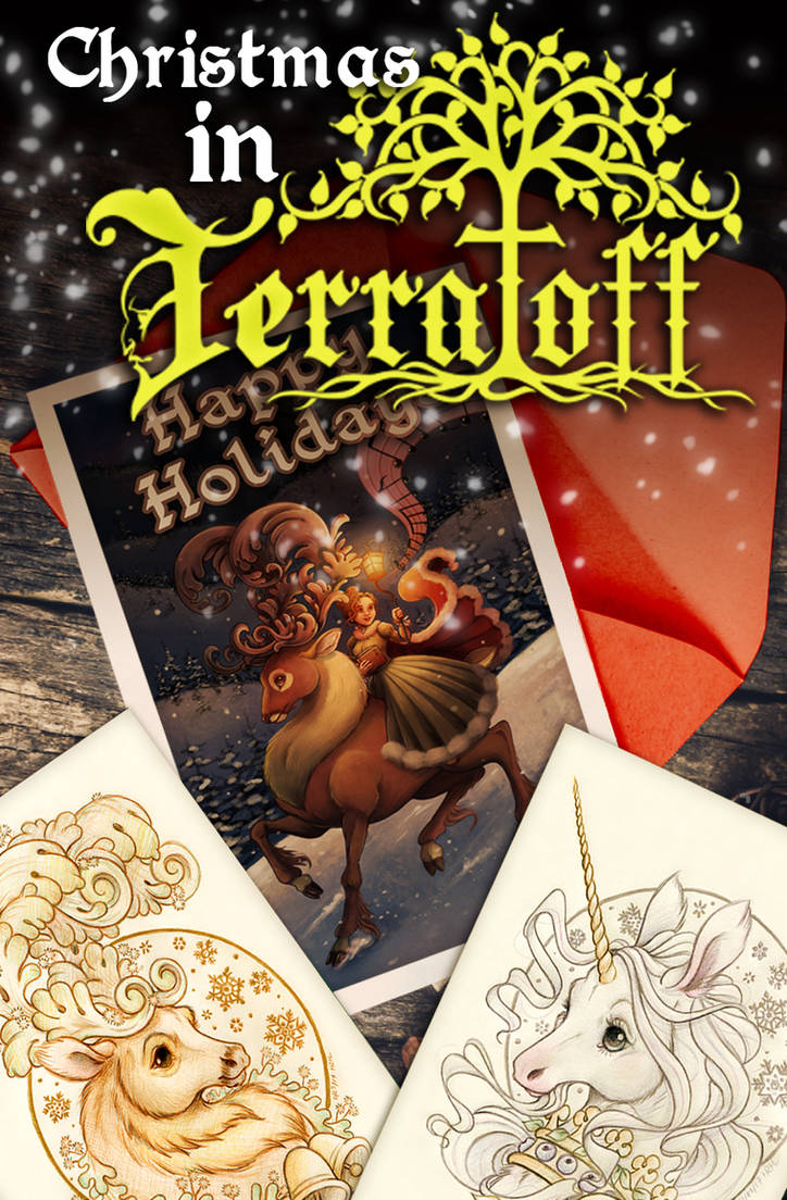 Christmas In Terratoff by HeatherHitchman