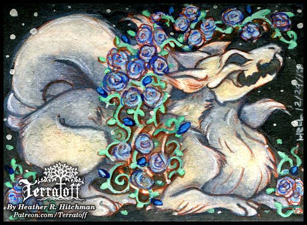 Kitsune Collection #15 Rotten Bones by HeatherHitchman