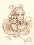 MarchOfTheFauns #4 Princess Wynne