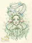 MarchOfTheFauns #9 Madame Odine