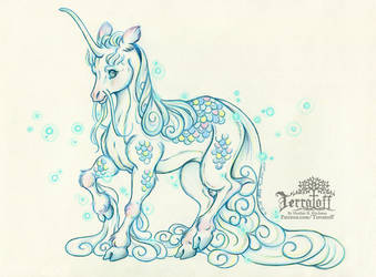 The Water Kirin by HeatherHitchman