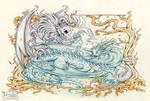 Birth of Terratoff Kirin - Chapter 1 The Battle by HeatherHitchman