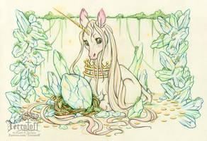Birth of Terratoff Kirin - Chapter 2 The Egg