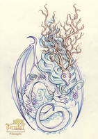 The Rotten Witches' Wood Dragon by HeatherHitchman