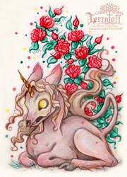 The Wee Rotten Unicorn by HeatherHitchman