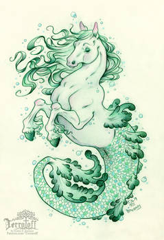 The Green Hippocamp