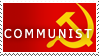 Stamp COMMUNIST by Sinceritta