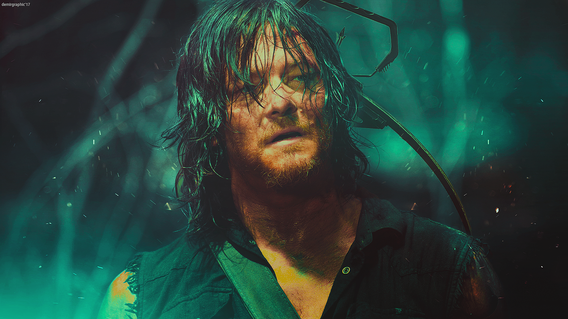 Daryl Dixon Wallpaper By Cigall