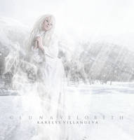 Lady Winter by Karelys-Luna