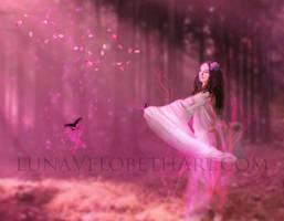 Lady Spring by Karelys-Luna