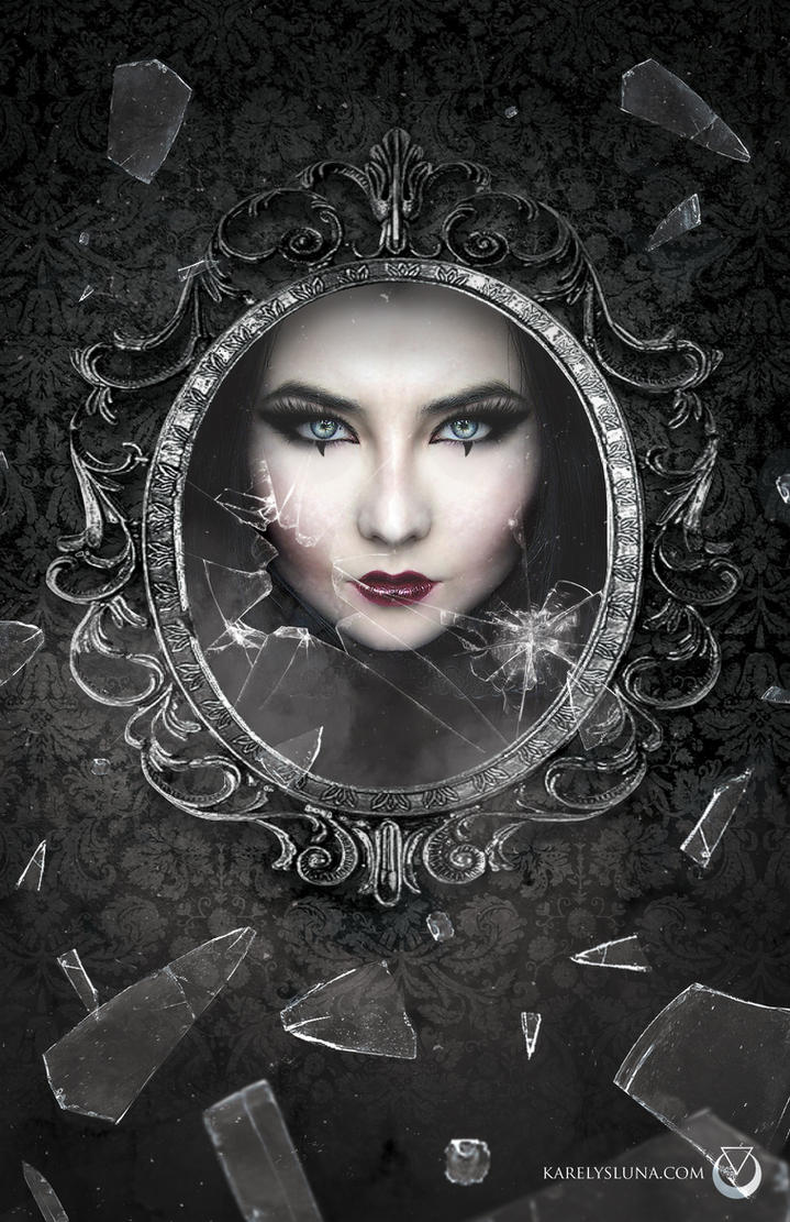 Mirror Mirror On The Wall by Karelys-Luna