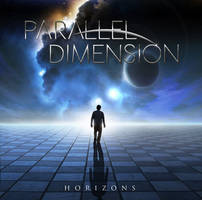 Parallel Dimension 'Horizons' EP Cover Art