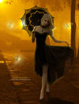 As Autumn Calls by KarelysLuna