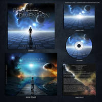 Parallel Dimension 'Horizons' CD Layout