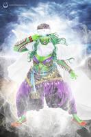 Lady Piccolo II
