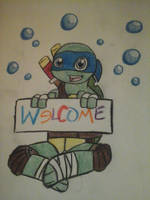 #11 Welcome by NinjaTurtleGirl