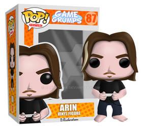 Pop!Vinyl YouTube: Arin Hanson